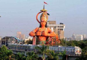 Temple Hanuman delhi Inde