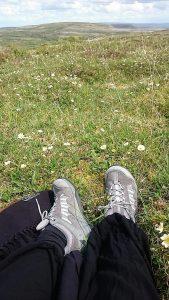 chaussure de marche voyage