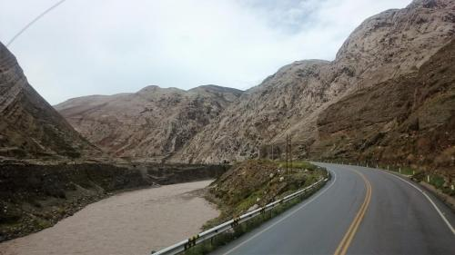 Lima cusco route nord abancay huancayo